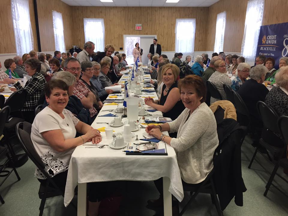 Blackville Credit Union Annual General Meeting 2019