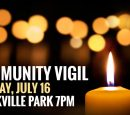 Interfaith Community Vigil Set for July 16 at Blackville Park