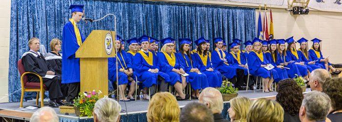 $2000 Scholarship for Blackville School Graduates