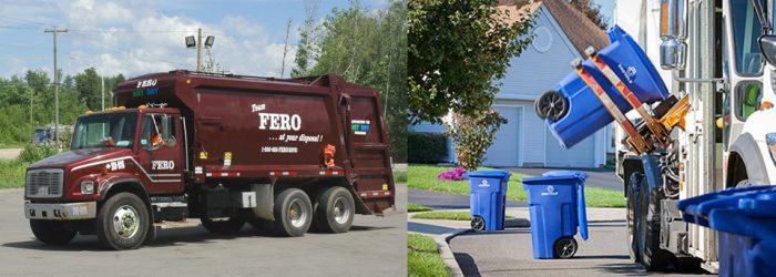 CHANGE IN GARBAGE COLLECTION SCHEDULE FOR SUMMER MONTHS: BLACKVILLE ONLY