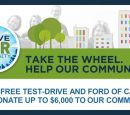 Ford Test Drive to Support Greater Blackville Resource Centre