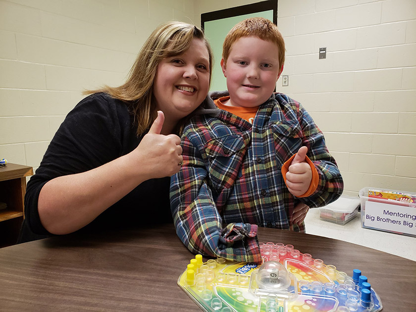 In-School Mentors Needed for Blackville School