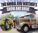 SECOND ANNUAL GIRLWATCHER'S SHOW AND SHINE SCHEDULED FOR JUNE 29