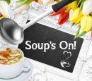 Soup's On Community Luncheon Program Returns