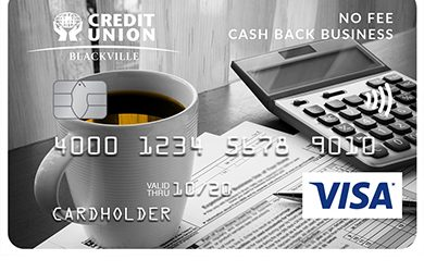 Visa* No Fee Cash Back Business