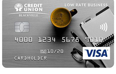 Visa* Low Rate Business