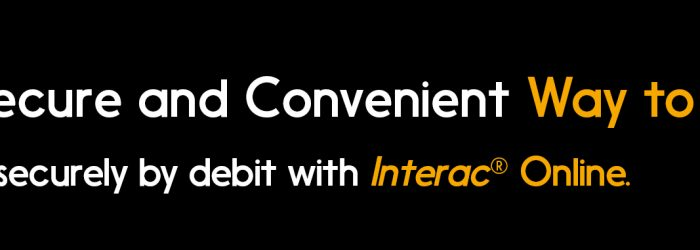 Interac Online Payments